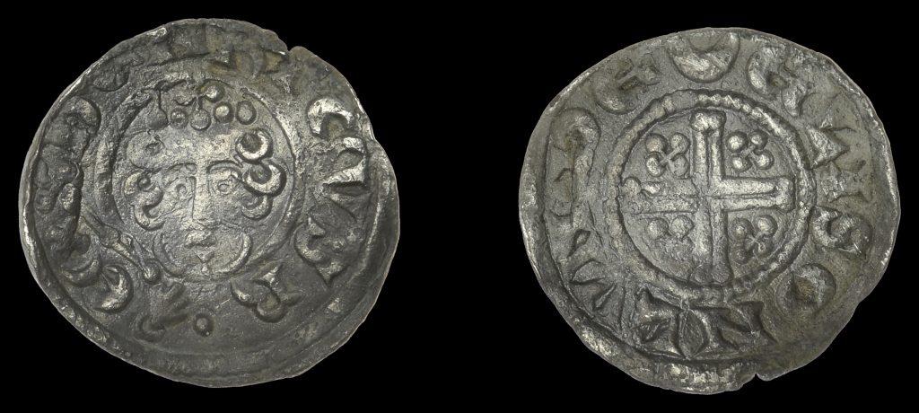 Lot 29 - Henry III round halfpenny of London