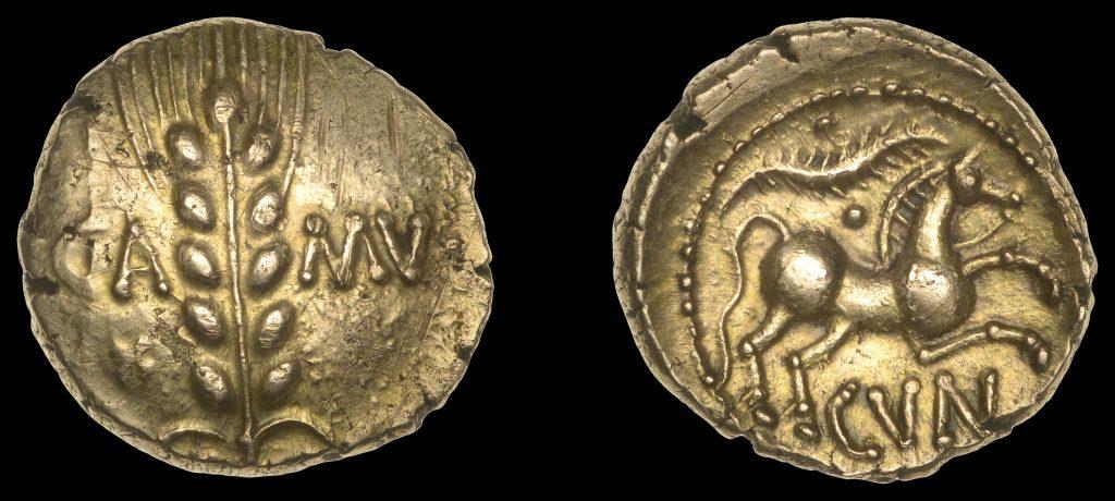 Lot 3 - Catuvellauni Gold Stater