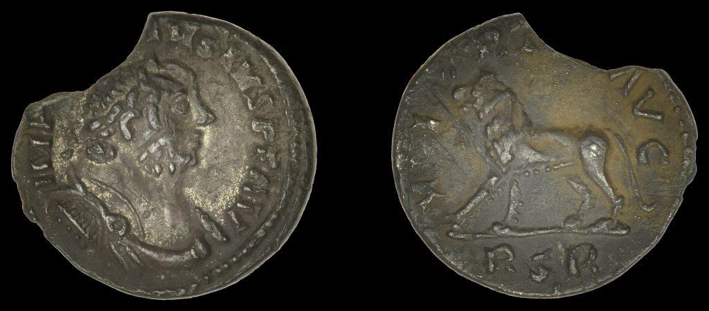 Lot 571 - Carausius denarius