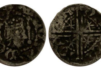 Scottish Penny of Alexander III