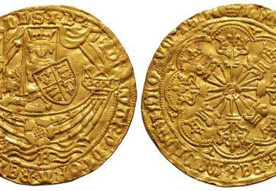 Lot 8040 , Edward IV Rose Ryal