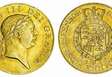 Lot 5195 George III Military Guinea