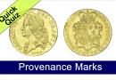 Quick Quiz - Provenance Marks Graphic
