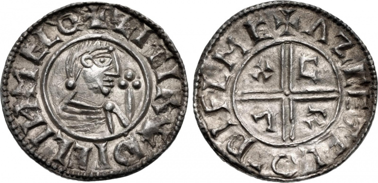 Lot 1053 - Sihtric III Olafsson, Penny