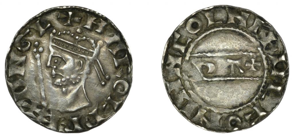 Lot 12, Harold II, Penny