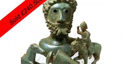 Hansons sell Ryedale Bronzes for £240,500