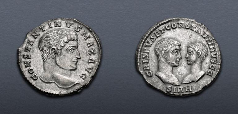 Lot 618, Constantine I Miliarense