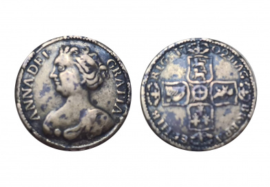 Anne, shilling copy