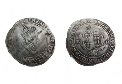 Edward VI shilling