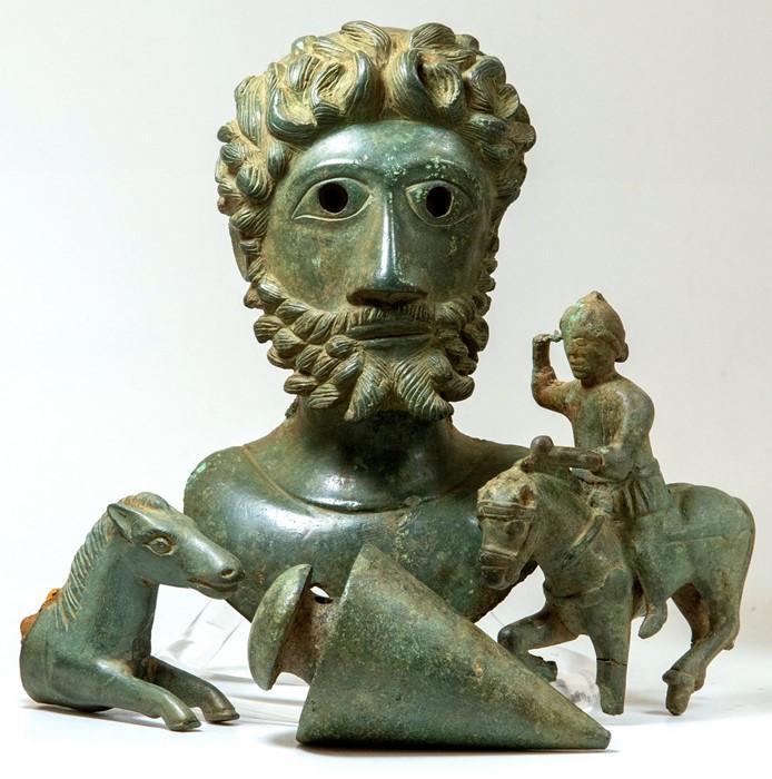 Lot 14, Ryedale Bronzes