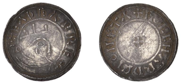 Lot 18, Eadgar penny