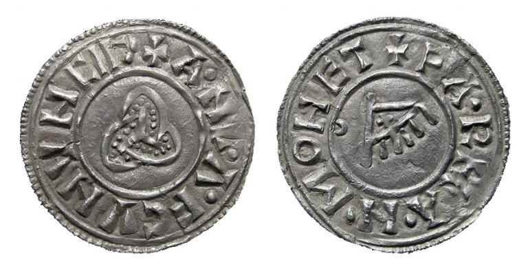 Lot 298, Anlaf Sihtricsson penny