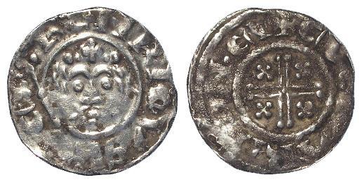 Lot 774, Richard I penny
