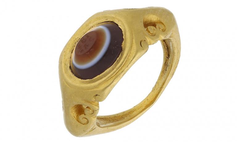 Lot 939, Roman Ring