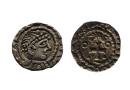 Anglo-Saxon silver sceatta