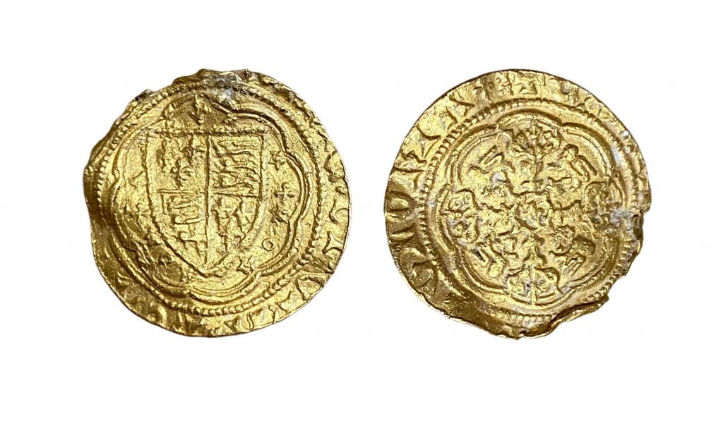 Henry IV quarter noble