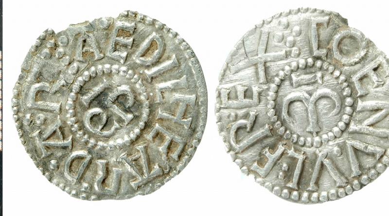Aethelheard penny