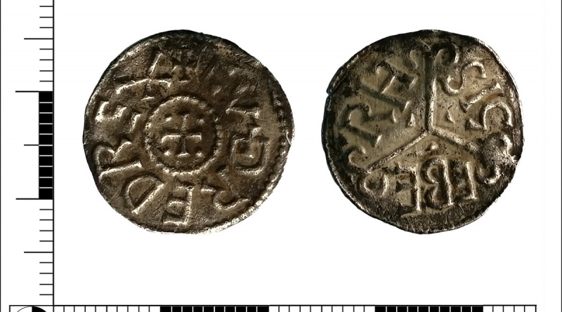Cuthred of Kent, penny