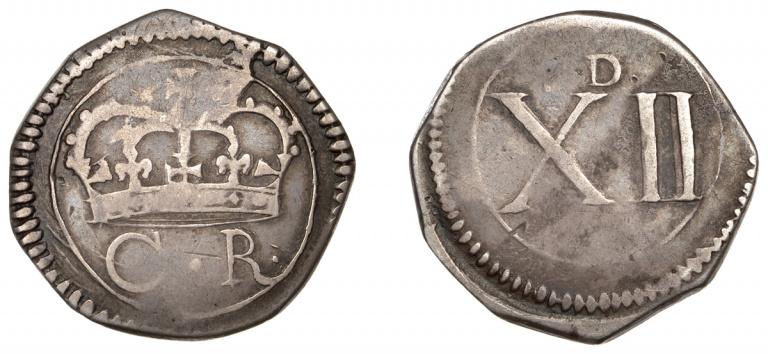 Lot 603, Charles I, Ormonde Money