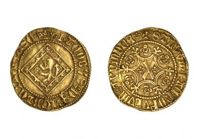 Lot 635, James I, Demy