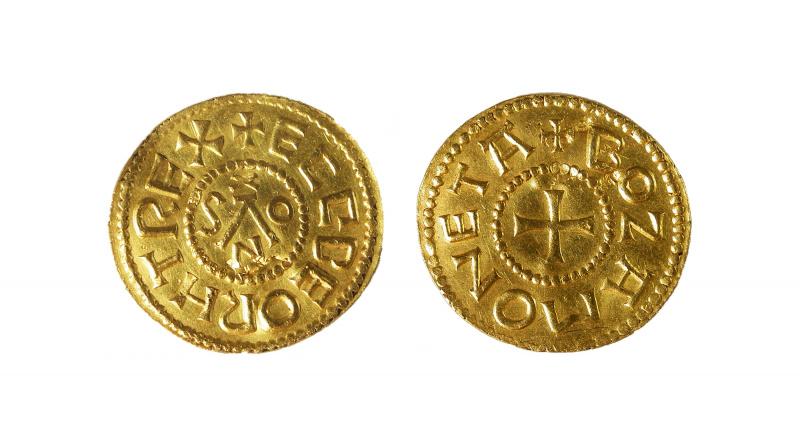 Ecgberht of Wessex Mancus