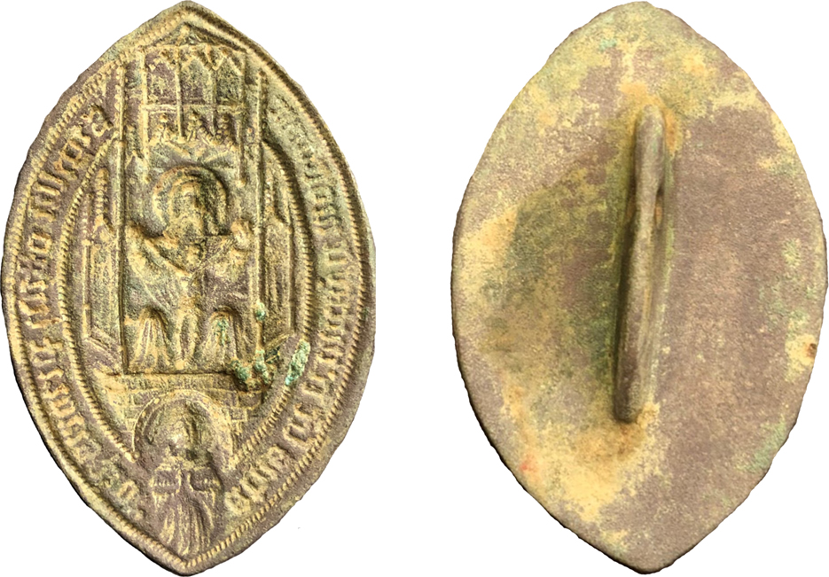 Seal Matrix of the Priory at Mottisfont