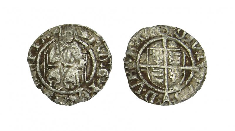 Penny of Henry VIII