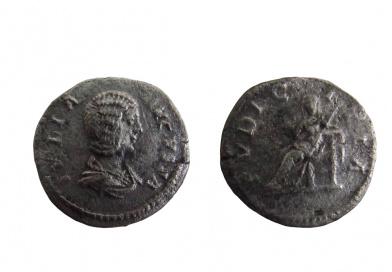 Denarius of Julia Domna