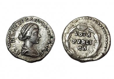 Denarius of Lucilla