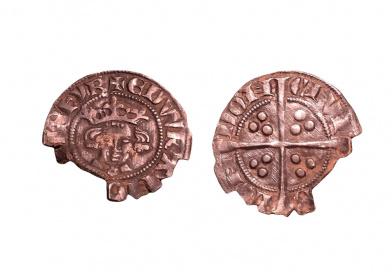 Edward I, penny Class VIIA