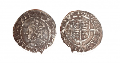 Elizabeth I penny