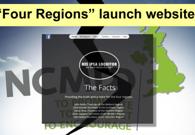 "NCMD Dispute: ""Four Regions"" launch website"