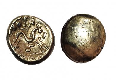 Gallic War Uniface of the Ambiani