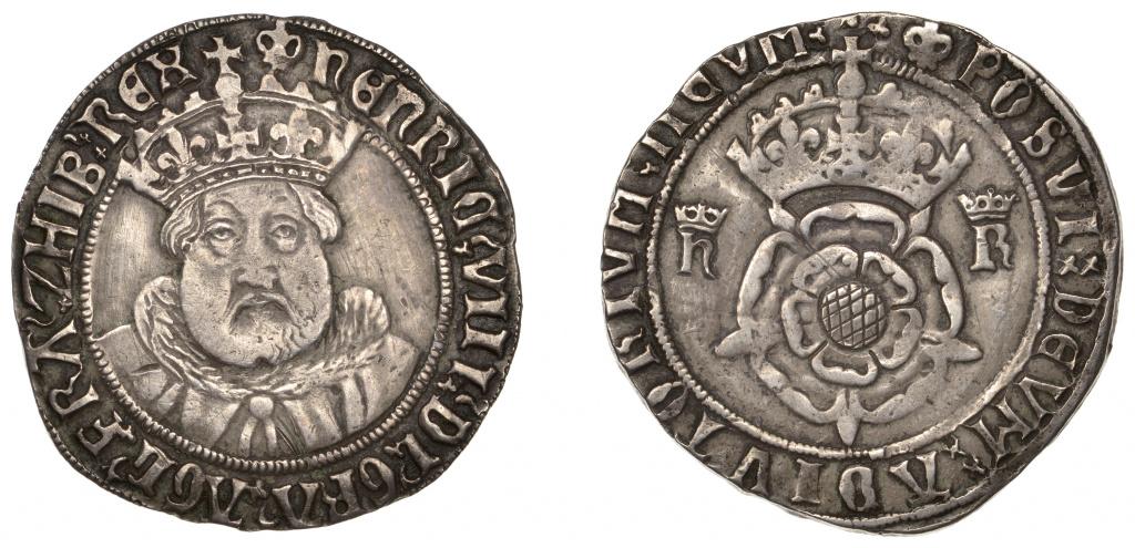 Henry VIII, Testoon