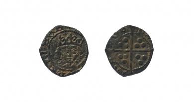 Irish penny of Edward IV