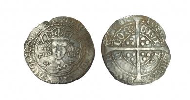 Henry V groat