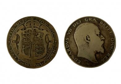 halfcrown of Edward VII