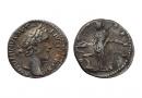 denarius of Antoninus Pius