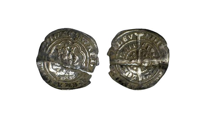 Halfgroat of Edward III