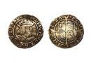 Groat of Henry VIII