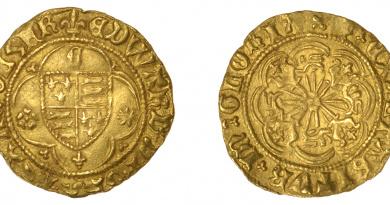 Edward IV Quarter Ryal